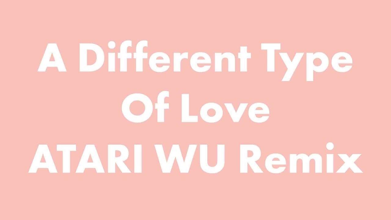 Photo of SoDrumatic – A Different Type Of Love (Atari Wu Remix) (audio)