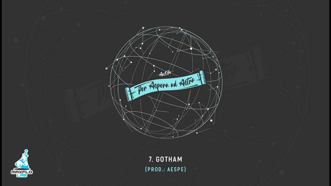 Photo of AeSPe – 07 Gotham (MaxFloLab)