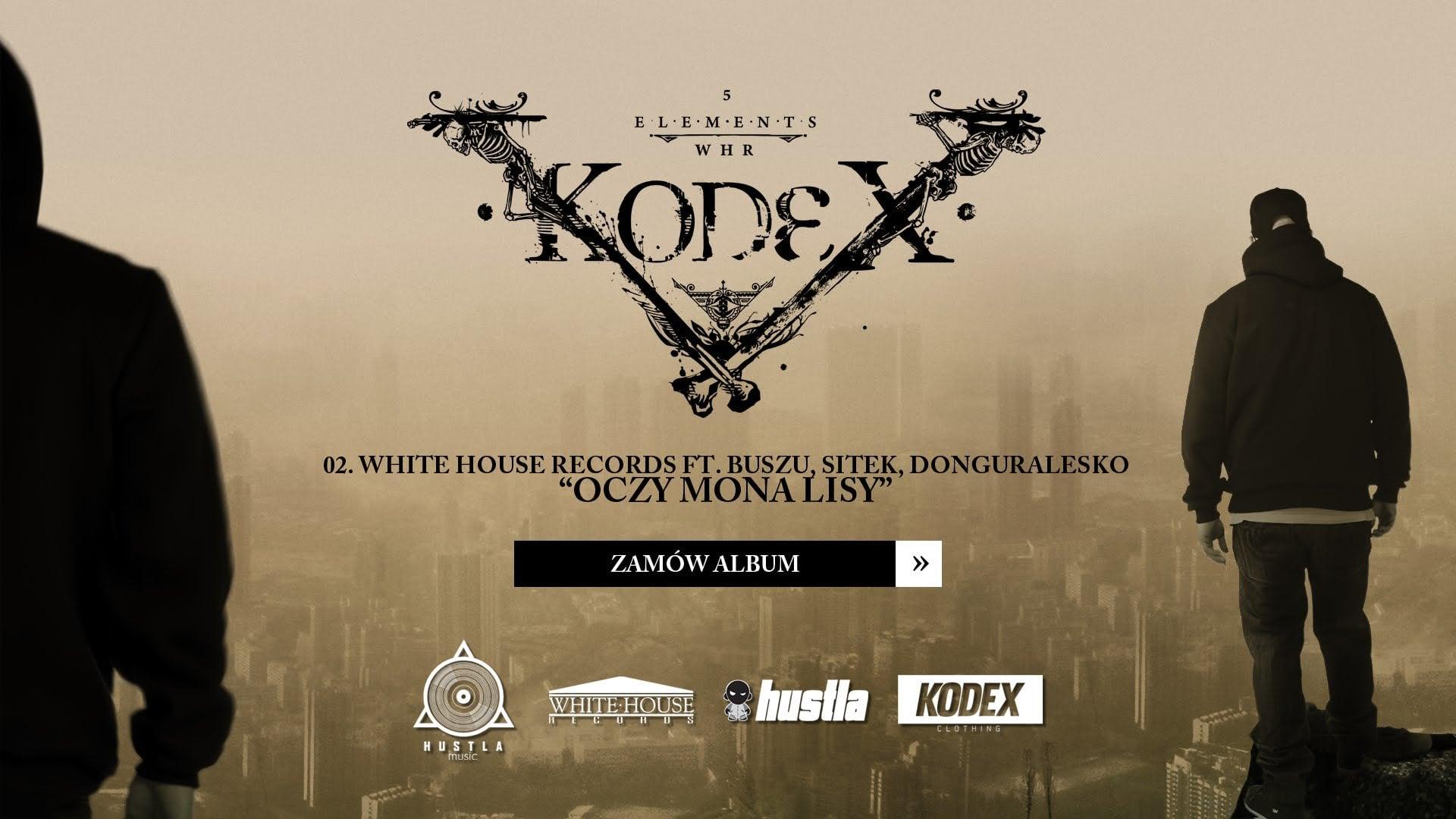 Photo of 02.White House Records ft. Buszu, Sitek, DonGURALesko – Oczy Mona Lisy