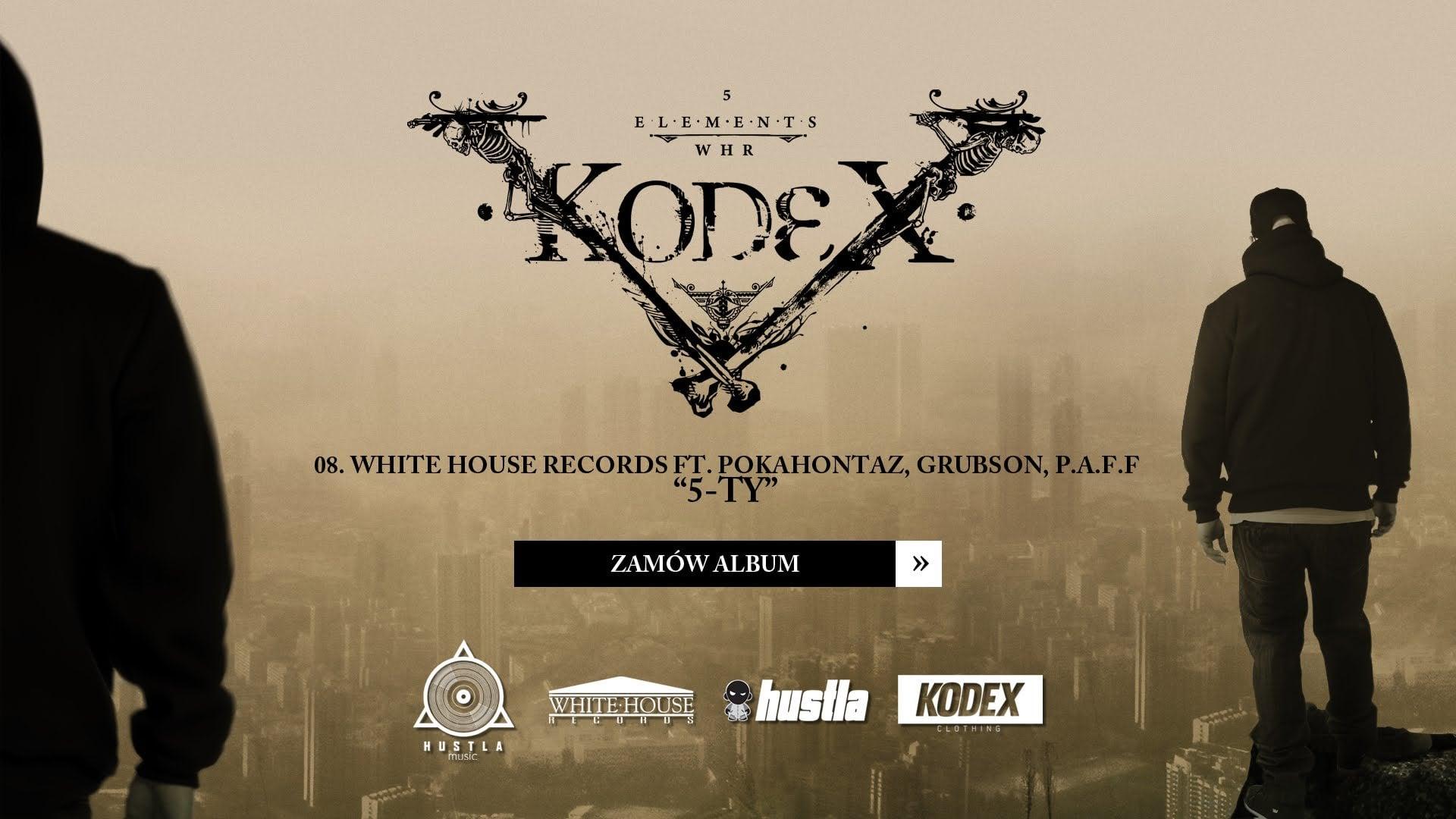 Photo of 08.White House Records ft. Pokahontaz, GrubSon, P.A.F.F – 5-Ty