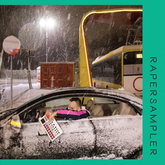 Photo of Album Rapersampler wykonawcy Ten Typ Mes w Apple Music