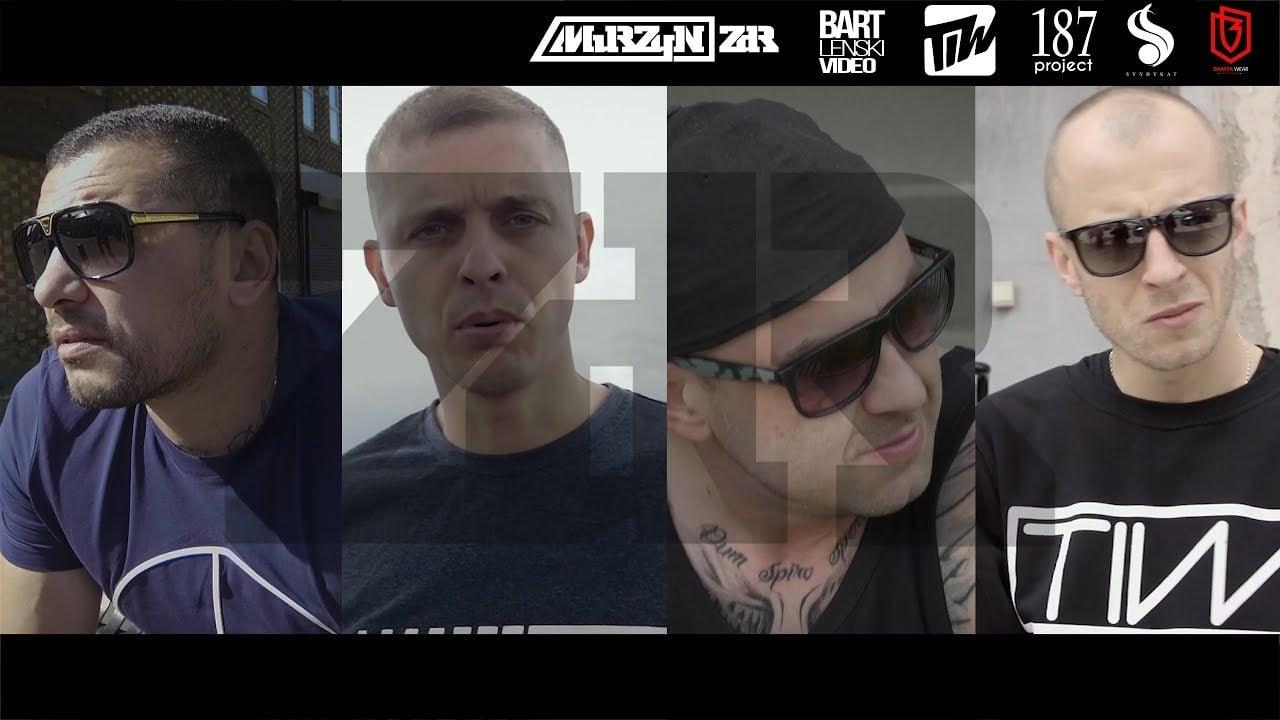 Murzyn feat. ZdR (DoBo, Wieszak, TPS) – Co my tu mamy