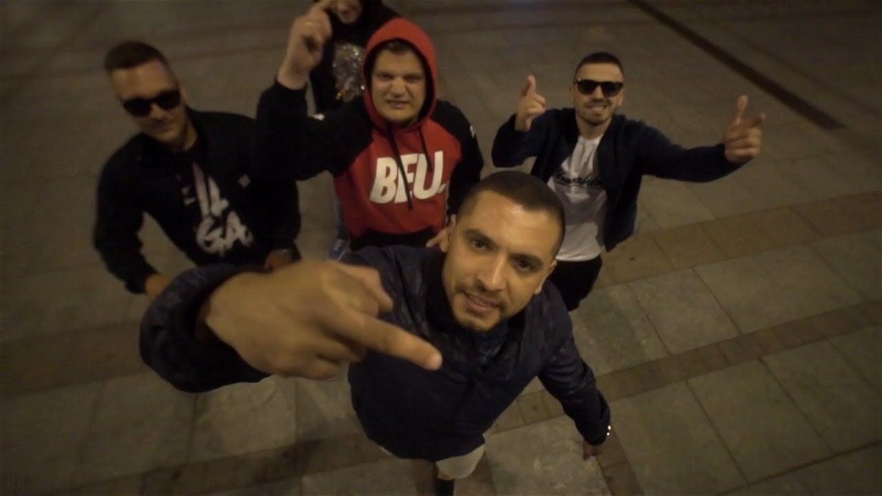 Murzyn ZDR feat. BoKoTy, Gruby – Oni muszą my chcemy