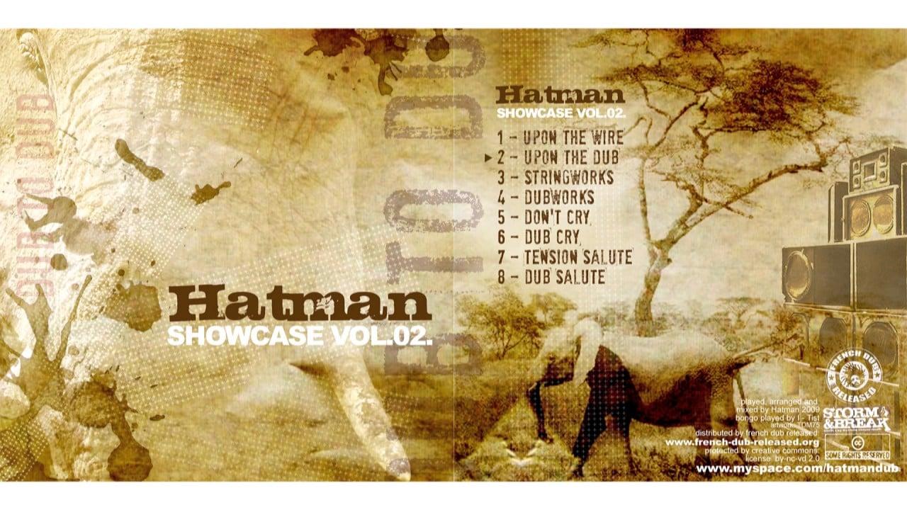 Hatman – Dub To Dub Showcase vol.2  [FULL ALBUM – FDR]