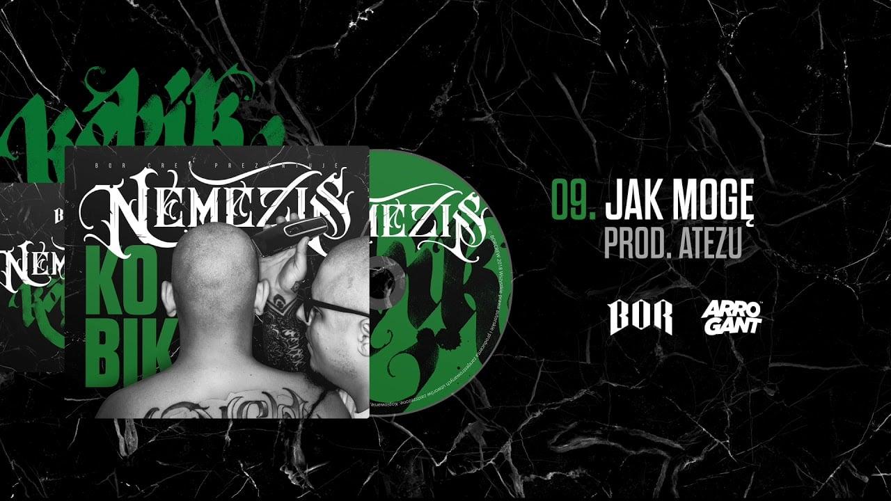 """Photo of 09. Kobik """"Jak mogę"""" (prod. Atezu) OFFICIAL AUDIO"""