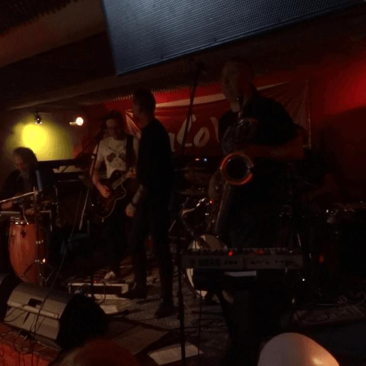 Photo of WOJNA – zespół -STROJNOWY – Koncert – PraCoVnia – Warszawa 18.11.2016