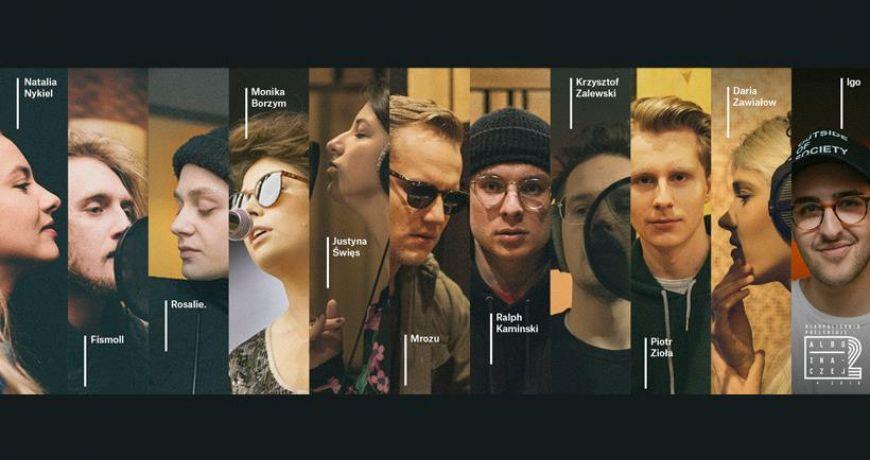 Photo of Zupełnie inaczej. Klasyka polskiego hip-hopu w nowej interpretacji