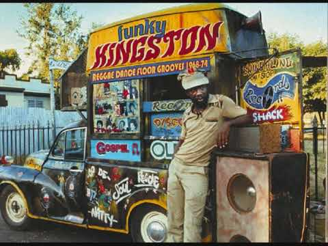 Photo of Toots & The Maytals – Funky Kingston