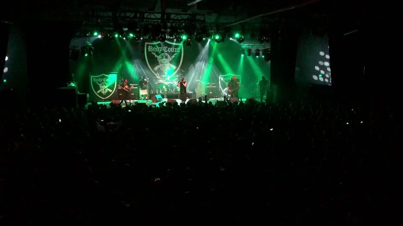 Photo of Body Count, Born Dead live (26/06/18 Warszawa, Progresja)