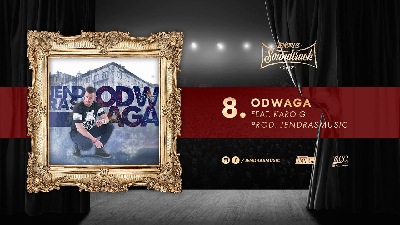 Photo of Jendras – Odwaga (feat. Karo G)
