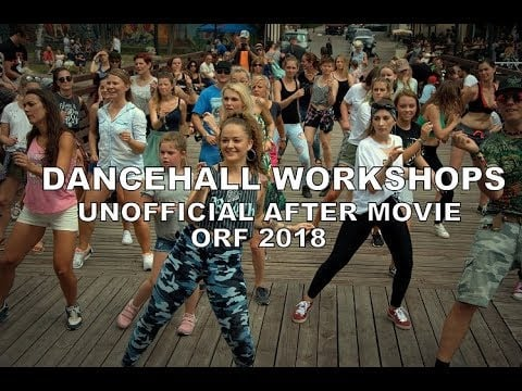 Photo of ORF2018 DANCEHALL WORKSHOPS UNOFFICIAL AFTER MOVIE