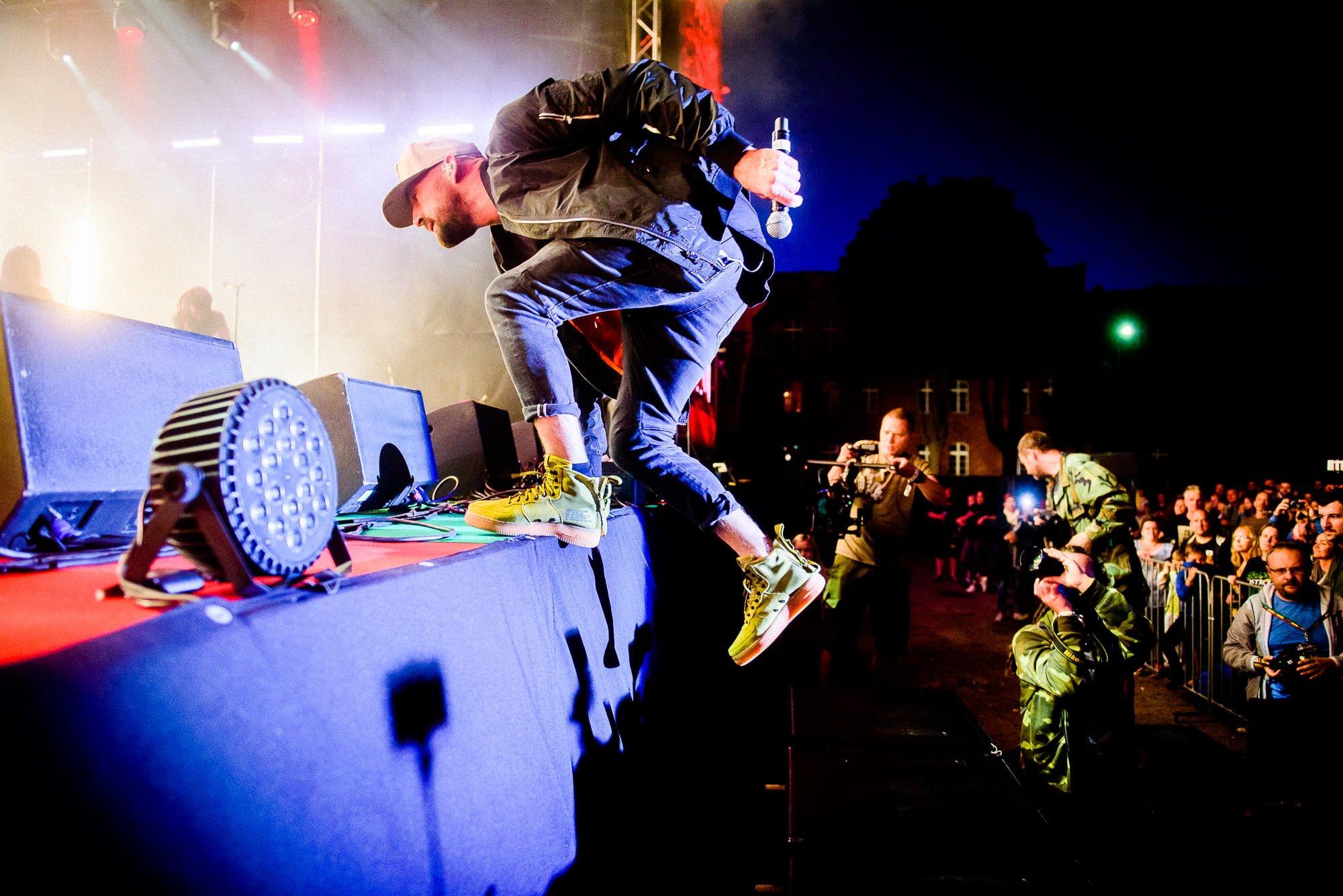 Photo of Gentleman & The Evolution – Ostróda Reggae Festival 2018 – Bartek Muracki | Music Photographer: Fotografia koncertowa