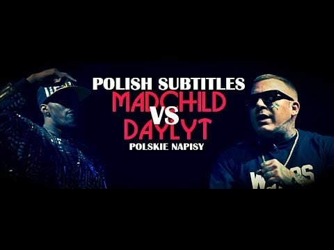 Photo of Madchild vs Daylyt, POLISH SUBTITLES, polskie napisy