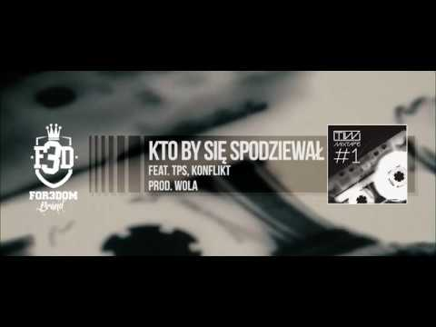 Photo of TiW Mixtape #1 – Kto by się spodziewał feat. TPS, Konflikt prod WOLA