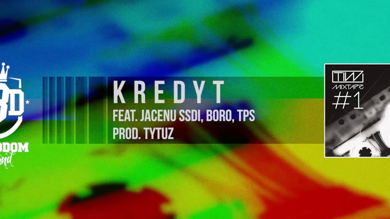 Photo of TiW: Mixtape #1 – Kredyt zaufania feat. Boro/JacenuSSDI, TPS