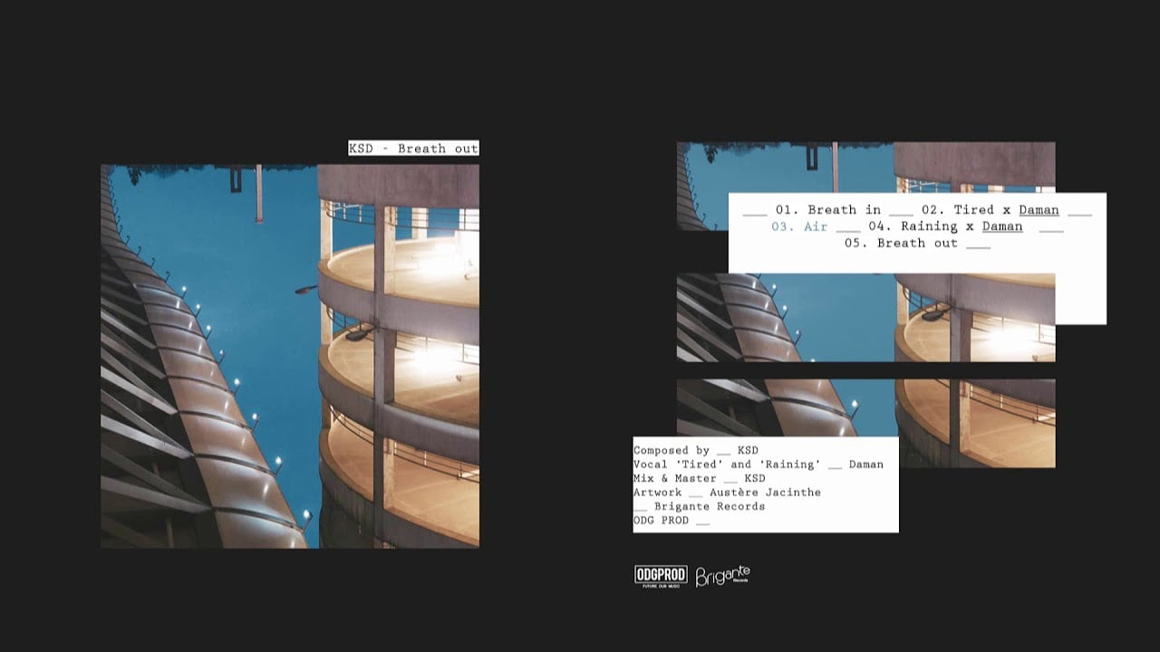 Photo of KSD – Breath Out [Full EP]