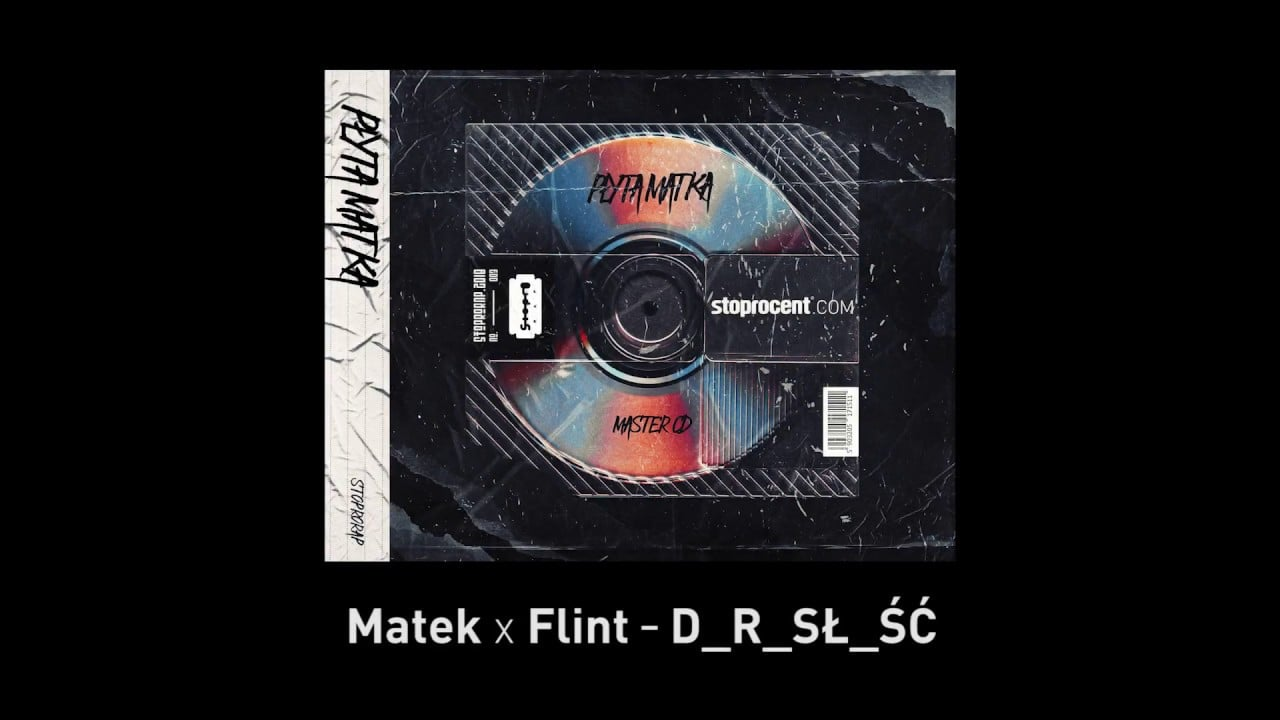 Photo of 3. Matek x Flint – D_R_SŁ_ŚĆ CD2