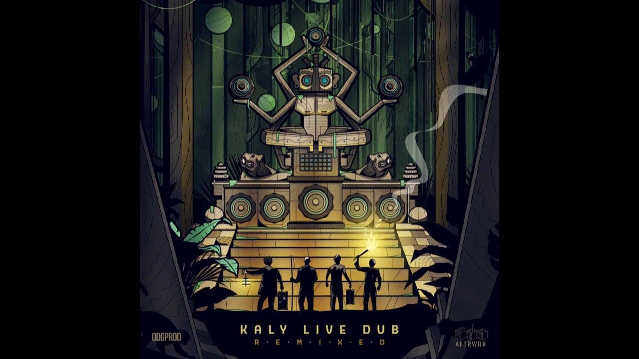Photo of Roots Raid – Smoke up [Kaly Live Dub Remixed]