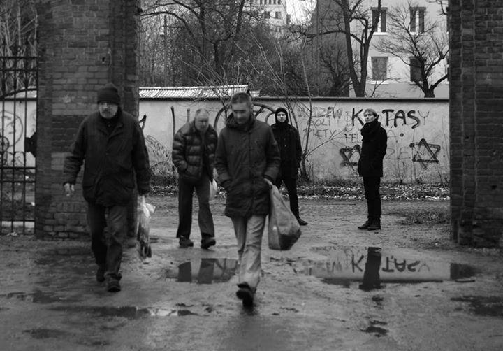 Photo of Z miasta gdzie kibice zwaśnionych klubów…