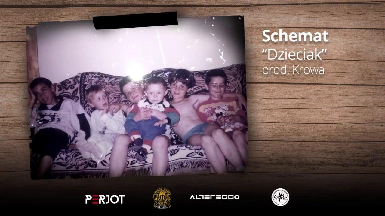 Photo of SCHEMAT/PeRJot, MXL – Dzieciak (prod. Krowa)