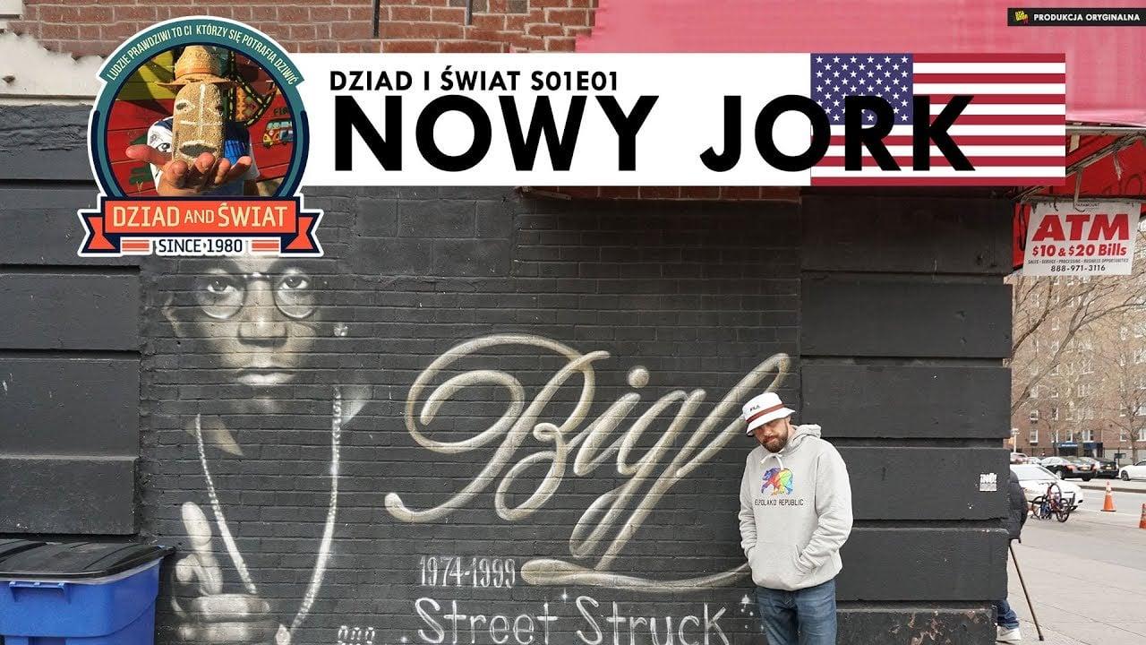 Photo of Dziad i Świat S01E04: Nowy Jork