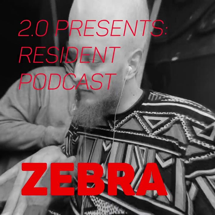 Photo of 2.0 Resident Podcast: Zebra!