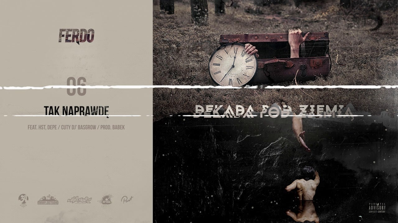 Photo of Ferdo – Tak naprawdę feat. HST, DePe cuty Dj Basgrow prod. Babek