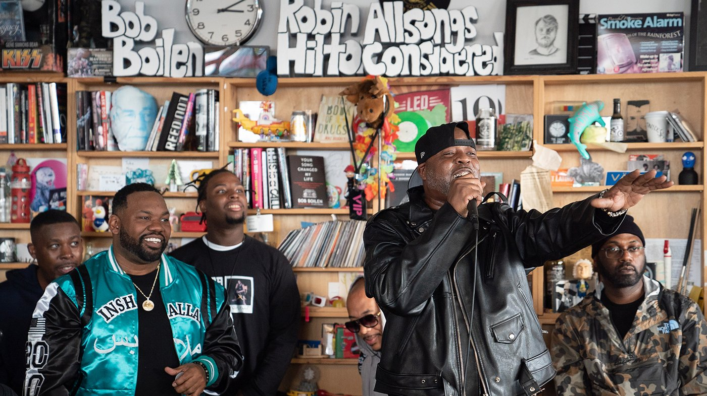 Photo of Wu-Tang Clan: Tiny Desk Concert