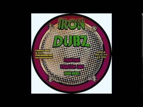 Photo of Iron Dubz – Phantom + Dub 10″ (Tales of dub – chapter 1)
