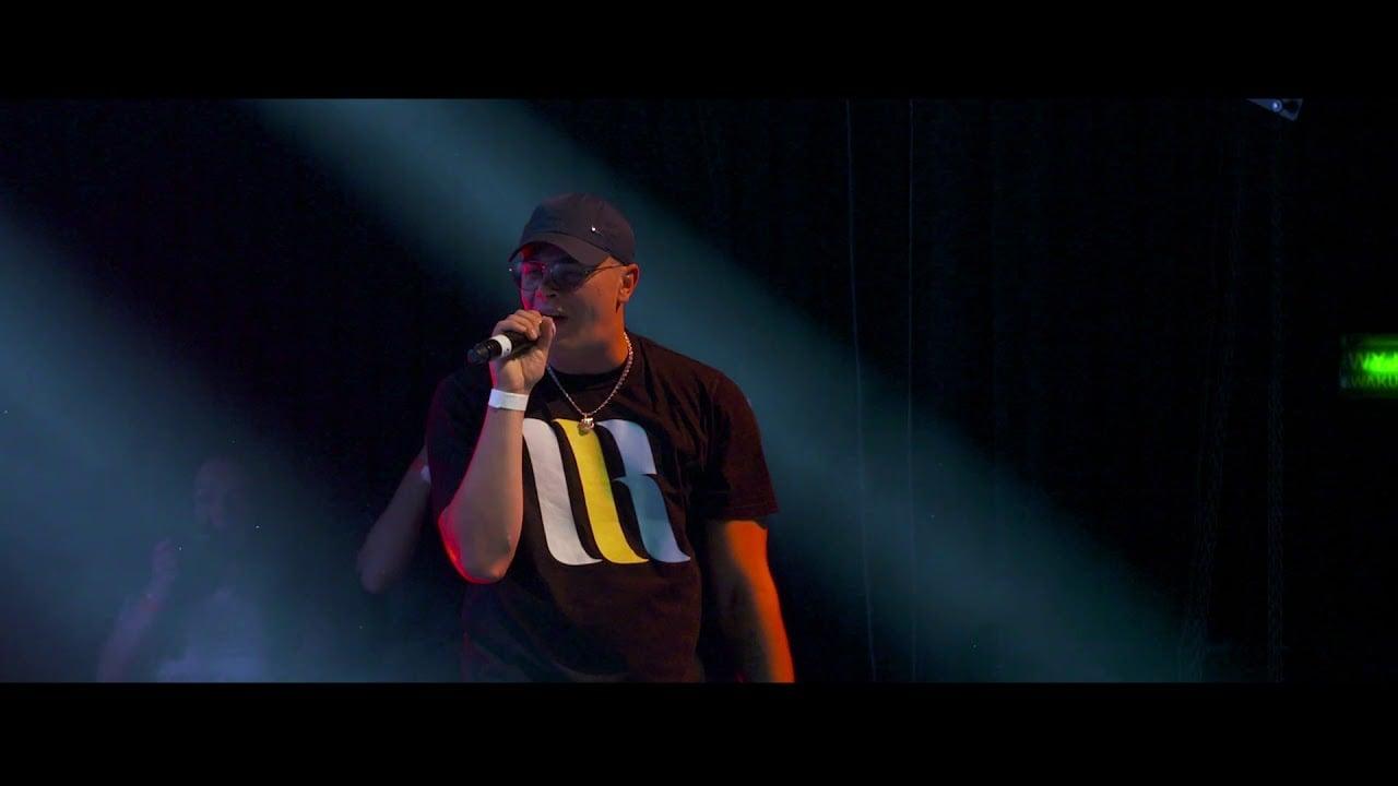 "Photo of Małach / Rufuz – ""Butlipan""  Live   X – lecie SSG. 2018"