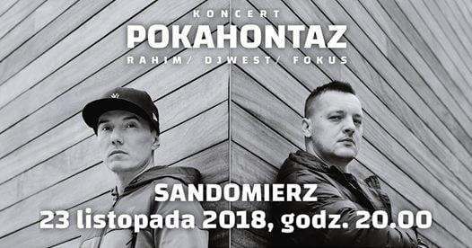 Photo of Pokahontaz w Sandomierzu I REset Tour