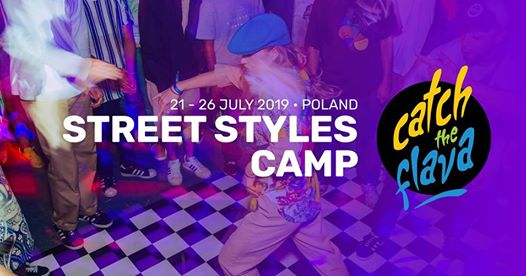 Photo of Catch The Flava Street Styles Camp 2019