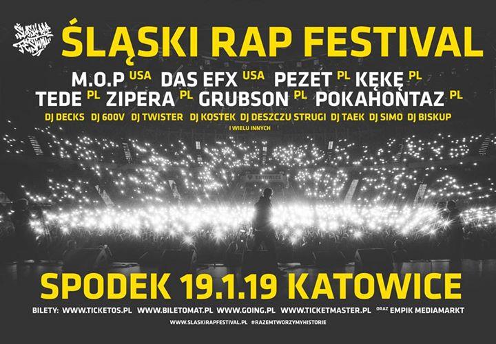 Photo of Już 19.01 odbędzie się Śląski Rap Festiv…