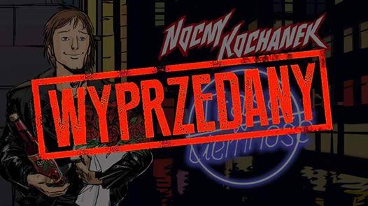 Photo of Wyprzedany – Nocny Kochanek @MegaClub – Katowice