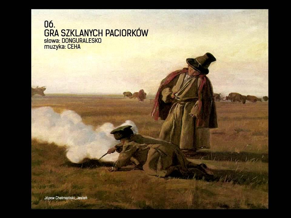 Photo of 06. donGURALesko – Gra szklanych paciorków (prod. Ceha) MAGNUM IGNOTUM (preludium)