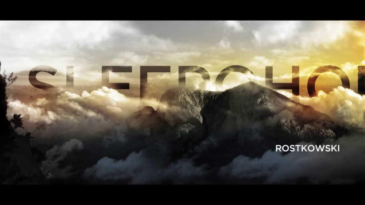 Photo of ROSTKOWSKI – Sleepoholic – Conceptual chillout music