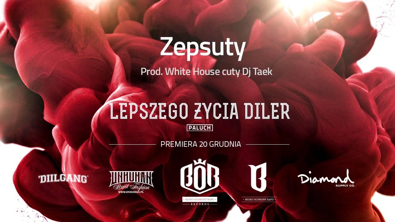 """Photo of 08. Paluch  """"Zepsuty"""" prod. White House, cuty: Dj Taek"""