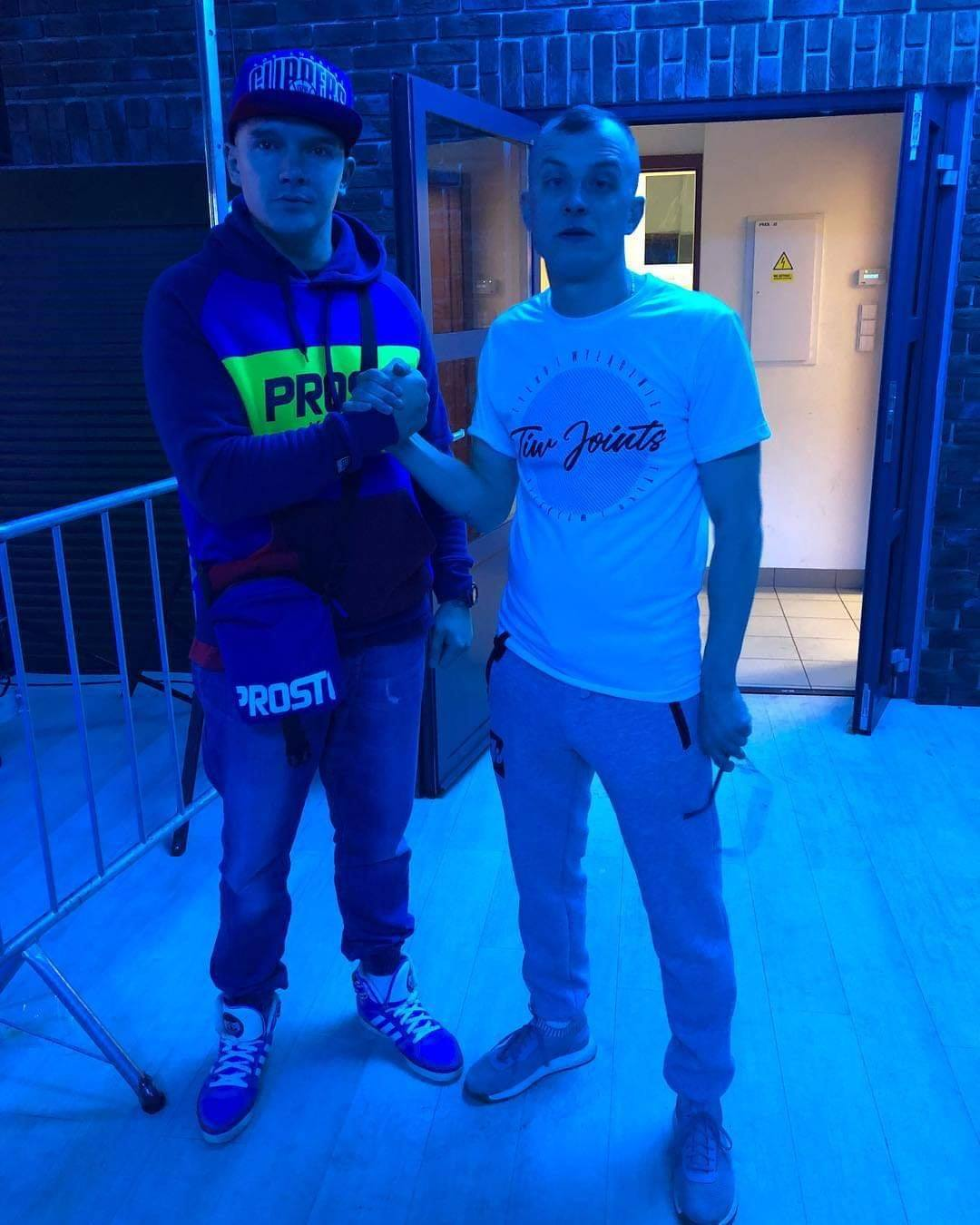 Photo of SPOX night !   #tps #hurt #rap #hiphop #…