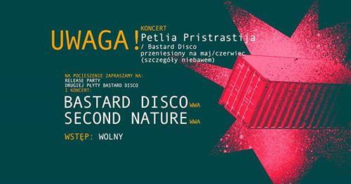 Photo of Zmiana Terminu: Petlia Pristrastija / Bastard Disco