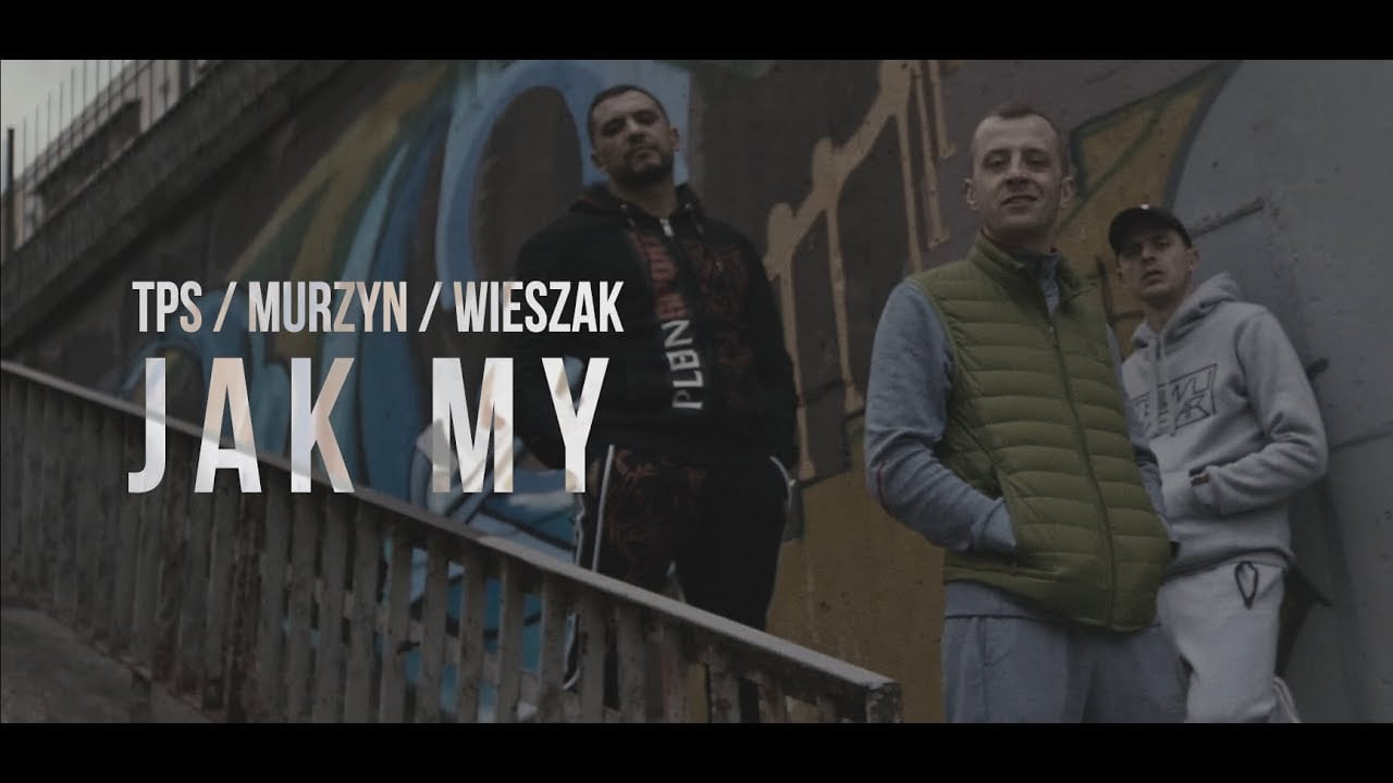 Photo of TPS feat. Murzyn, Wieszak – Jak My prod. Flame