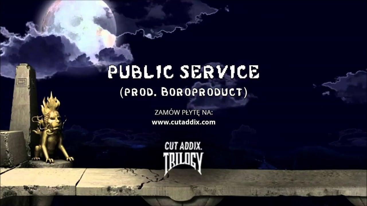 Photo of DJ Ace – PUBLIC SERVICE (prod. Boroproduct)