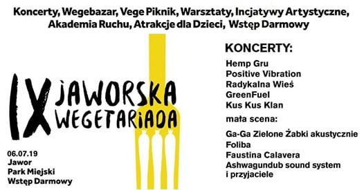 Photo of 6 lipca zagramy jako HEMP GRU w Jaworze …