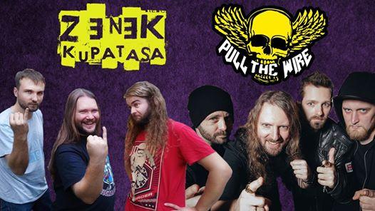 Photo of Pull the Wire / Zenek Kupatasa w Rzeszowie