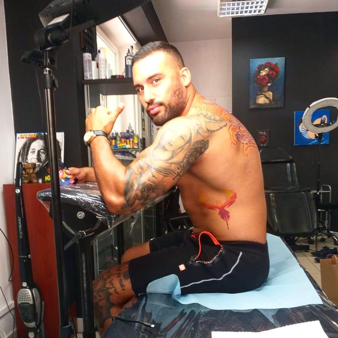 Photo of Dziaramy plecy w Tattoo Mucha – Studio T…