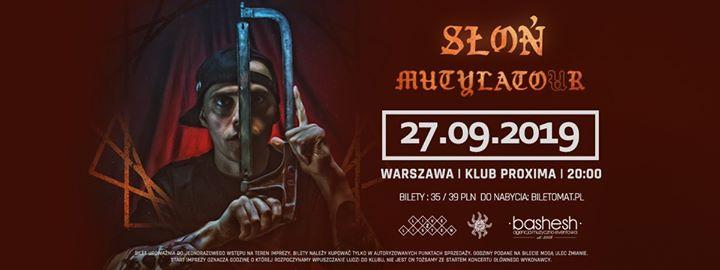 Photo of Słoń • Mutylatour • Warszawa