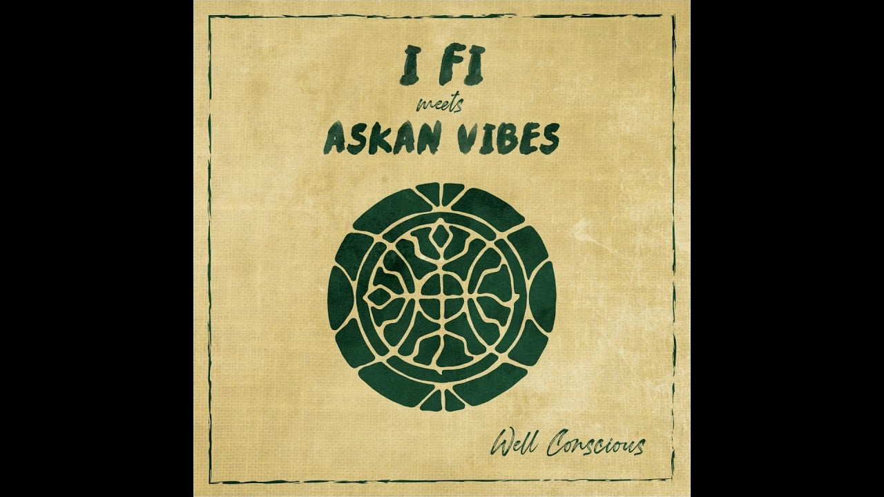 Photo of I Fi meets Askan Vibes – Walk And Talk + Dub Version