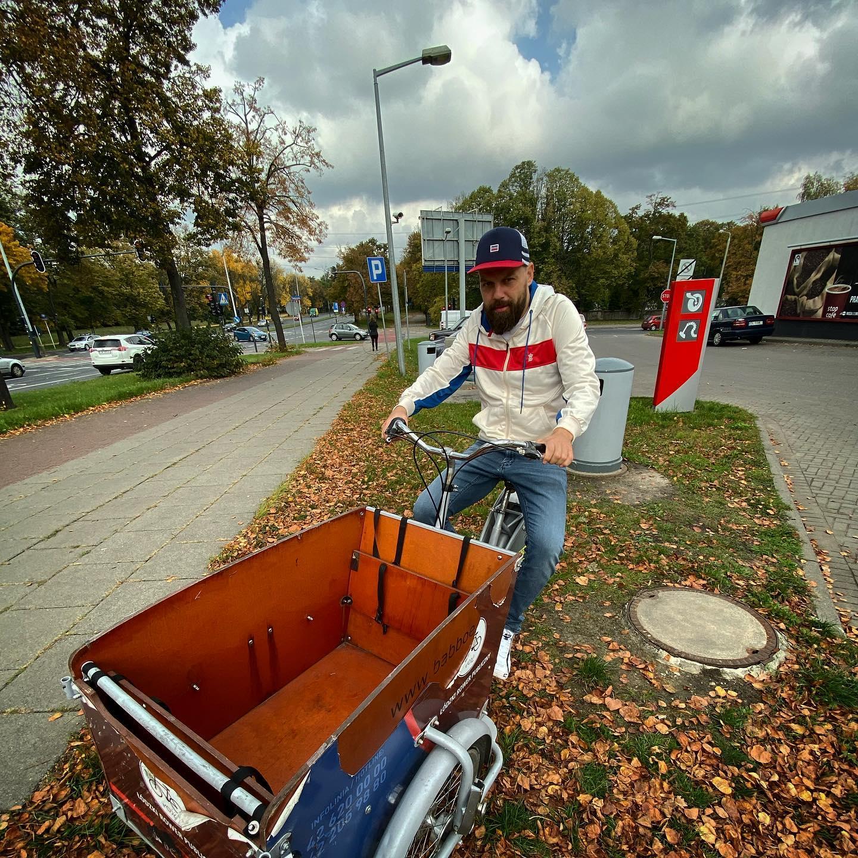 Photo of Łódź to cywilizacja jest. Kargobajki moż…