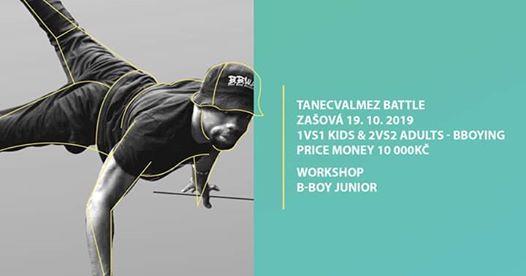 Photo of TanecValmez Battle / Workshop bboy Junior