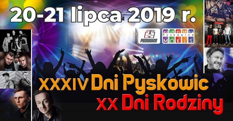 Photo of Przed nami Dni Pyskowic 2019 – Pyskowice informacje