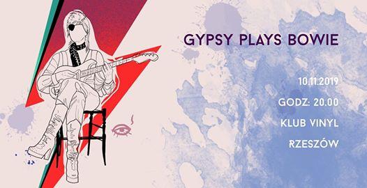Photo of Gypsy plays Bowie @Klub Vinyl Rzeszów